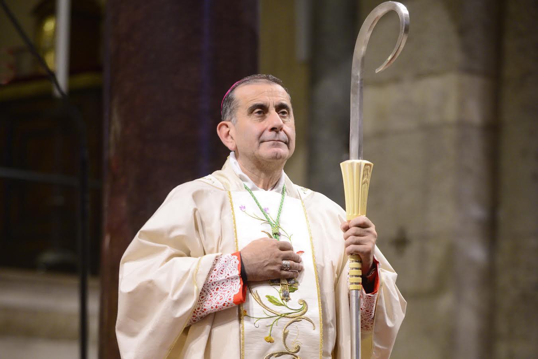 Papa Francesco ha nominato mons. Mario Delpini nuovo Arcivescovo di Milano.