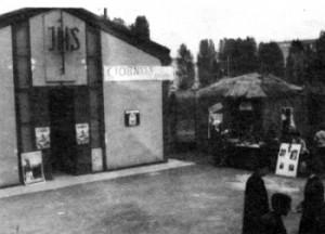 0 - La prima Chiesa, La baracca