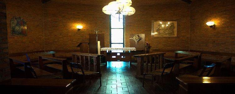 La Cappella adorazione perpetua. Parrocchia San Giovanni Crisostomo Milano