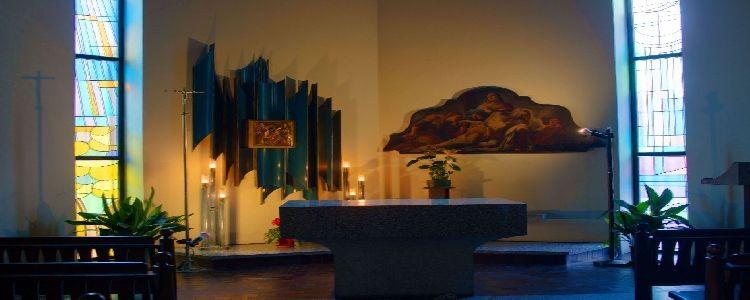 Il Tabernacolo dettaglio- Parrocchia San Giovanni Crisostomo Milano