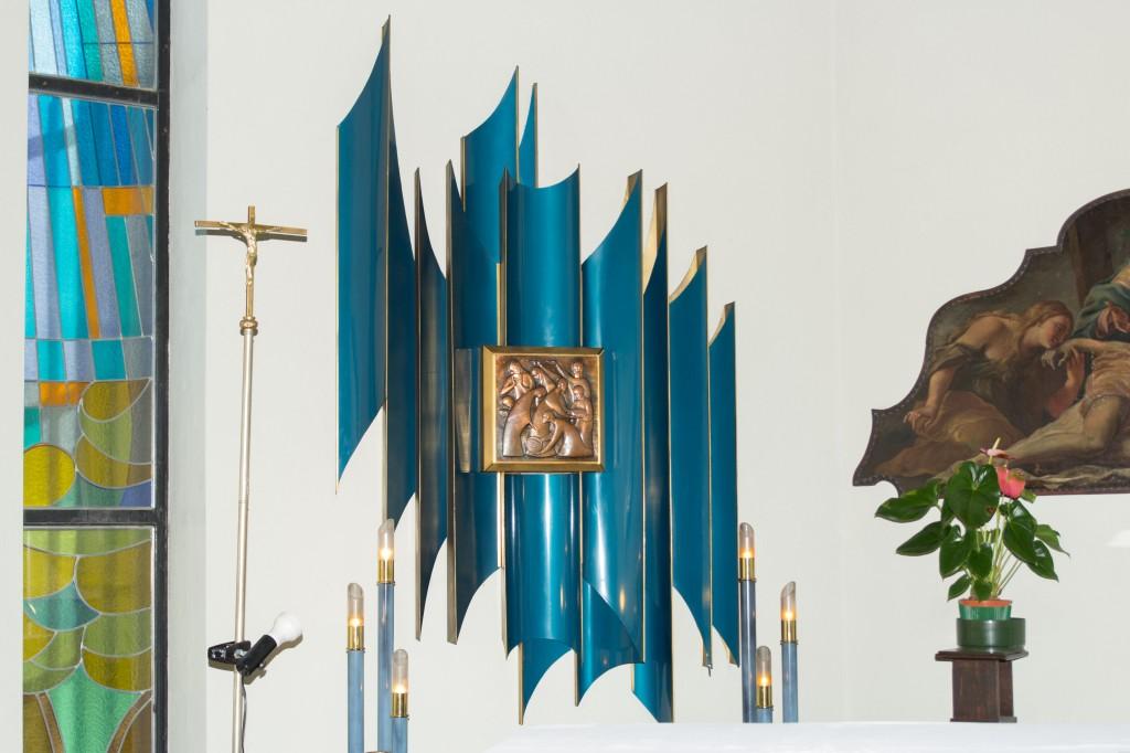 Il tabernacolo San giovanni Crisostomo Milano