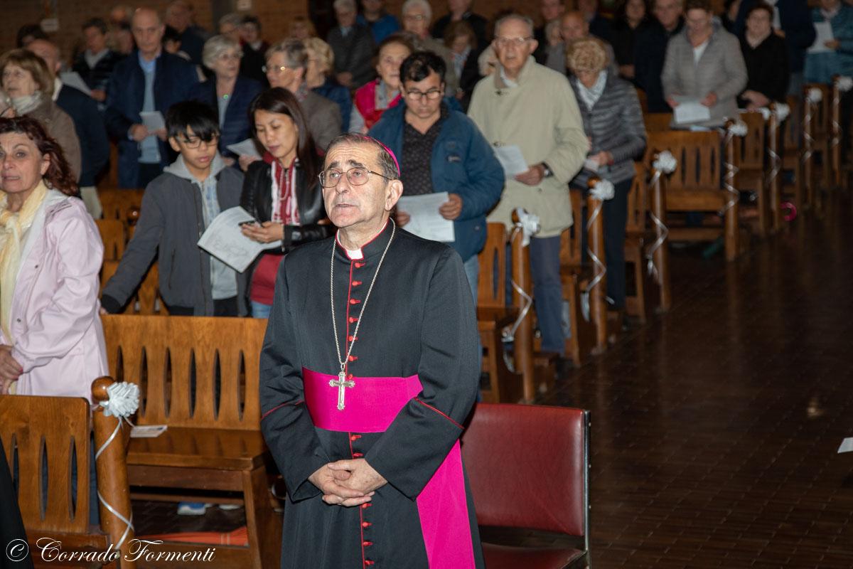 Il valore del rosario oggi, con l'Arcivescovo Mario Delpini