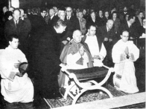 4 - Cardinal Colombo nel 1966
