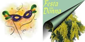 San Giovanni Crisosostomo Milano. Carnevale e Festa della Donna
